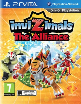 Invizimals: Drużyna / Invizimals: The Alliance