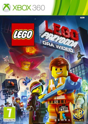 Lego Przygoda gra wideo / The Lego Movie Videogame