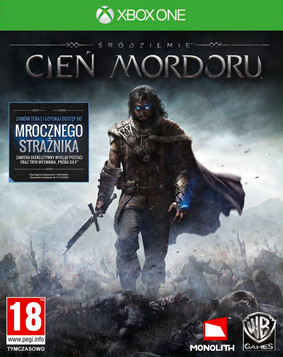 Śródziemie: Cień Mordoru / Middle-earth: Shadow of Mordor