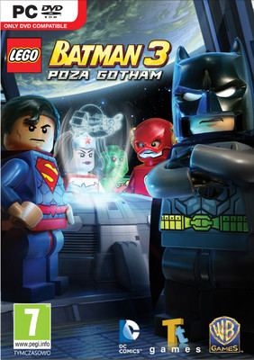 LEGO Batman 3: Poza Gotham / LEGO Batman 3: Beyond Gotham