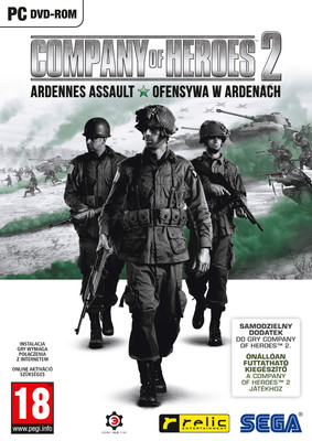 Company of Heroes 2: Ofensywa w Ardenach / Company of Heroes 2: Ardennes Assault