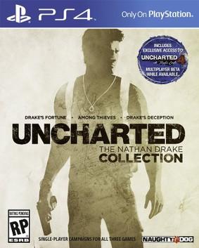 Uncharted: Kolekcja Nathana Drake'a / Uncharted: The Nathan Drake Collection