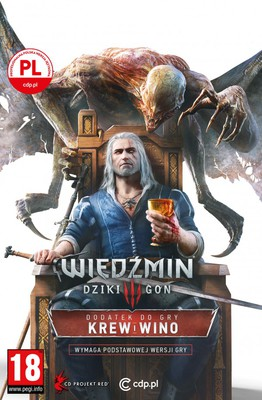 Wiedźmin 3: Dziki Gon - Krew i wino / The Witcher 3: Wild Hunt - Blood and Wine