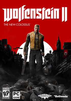 Wolfenstein II: New Colossus