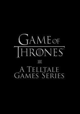 Game of Thrones: A Telltale Games Series - season 2