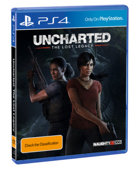 Uncharted: Zaginione Dziedzictwo / Uncharted: The Lost Legacy