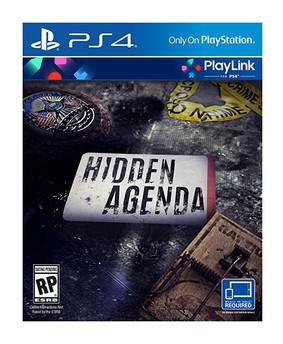 Ukryty plan / Hidden Agenda