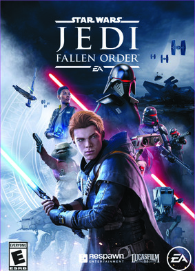 Star Wars Jedi: Upadły zakon / Star Wars Jedi: Fallen Order