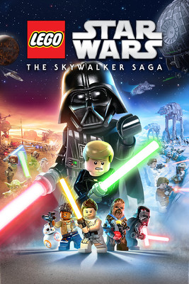 LEGO Gwiezdne wojny: Skywalker - saga / LEGO Star Wars: The Skywalker Saga