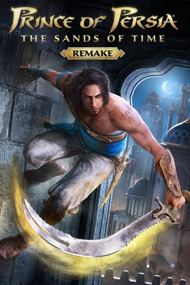 Prince of Persia: Piaski Czasu Remake / Prince of Persia: The Sands of Time Remake