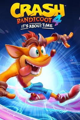 Crash Bandicoot 4: Najwyższy czas / Crash Bandicoot 4: It's About Time