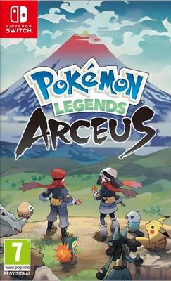 Pokémon Legends Arceus