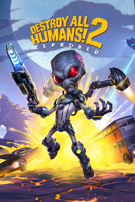 Destroy All Humans 2! - Reprobed