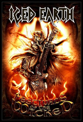 Iced Earth - Festivals Of The Wicked [DVD]