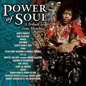 Various Artists - Power Of Soul A Tribute To Jimi Hendrix