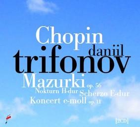 Daniil Trifonov - Mazurki op 56, Koncert e-moll, Nokturn h-dur, Scherzo E-dur