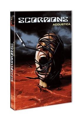 Scorpions - Acoustica [DVD]