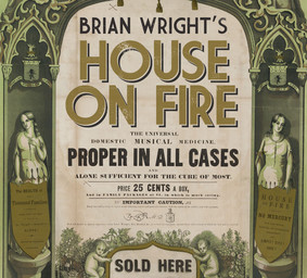 Brian Wright - House on Fire