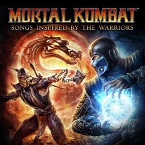 Various Artists - Mortal Kombat: Songs Inspired By the Warriors