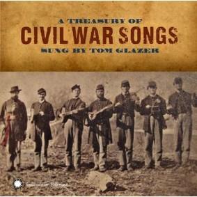 Tom Glazer - A Treasury of Civil War Songs