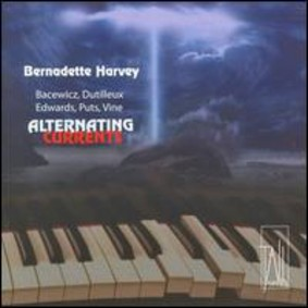Bernadette Harvey - Alternating Currents