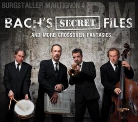 Burgstaller Martignon 4 - Bach's Secret Files and More Crossover Fantasies