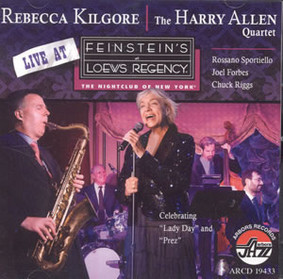 Harry Allen - Live At Feinstein's At Loews Regency