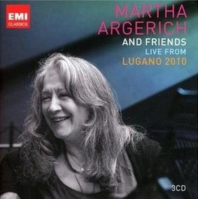 Martha Argerich - Live From Lugano 2010