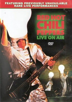 Red Hot Chili Peppers - Live On Air - 1994 Woodstock Festival [DVD]