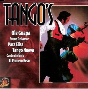 Golden Nightingale Orchestra - Tango's