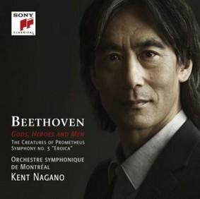 Kent Nagano - Beethoven: Gods, Heroes And Men