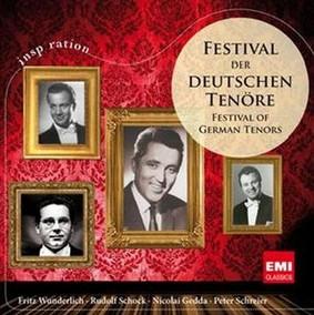 Nicolai Gedda, Rudolf Schock, Peter Schreier - Festival Of German Tenors