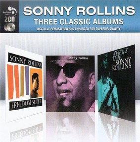 Sonny Rollins - Three Classic Albums: Sonny Rollins