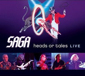 Saga - Heads Or Tales Live [Live]