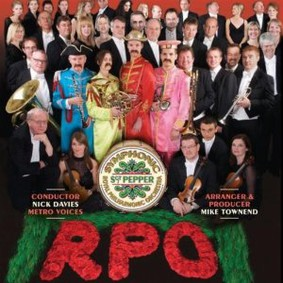 Royal Philharmonic Orchestra - Symphonic Sgt. Pepper