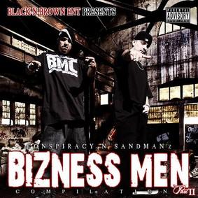 Conspiracy N Sandman - Bizness Men Part II