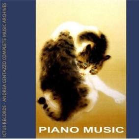 Denis Biancucci - Andrea Centazzo: Piano Music