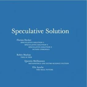 Hecker - Speculative Solution