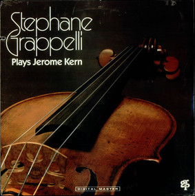 Stéphane Grappelli - Plays Jerome Kern