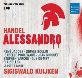 La Petite Bande - Handel: Alessandro