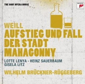 Lotte Anker - Weil: Rise And Fall Of The City Of Mahagonny