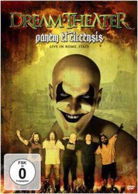 Dream Theater - Panem et Circensis. Live in Rome Italy [DVD]