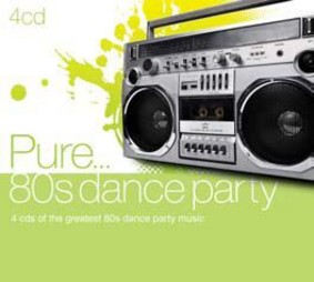 Various Artists - Pure 80's Dance Party