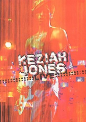Keziah Jones - Live [DVD]
