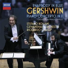 Stefano Bollani, Gewandhausorchester Leipzig - Rhapsody In Blue, Piano Concerto In F
