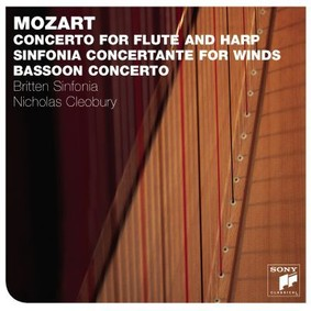 Britten Sinfonia - Concerto For Flute and Harp