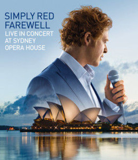 Simply Red - Farewell Live at Sydney Opera Huse [Blu-ray]