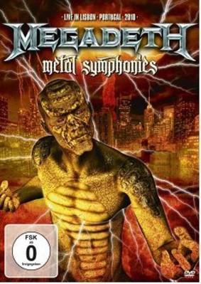 Megadeth - Metal Symphonies [DVD]