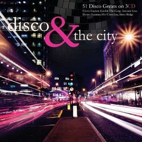 Various Artists - Disco & The City