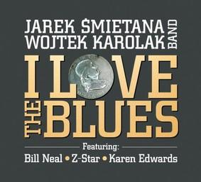 Jarosław Śmietana - I LoveThe Blues